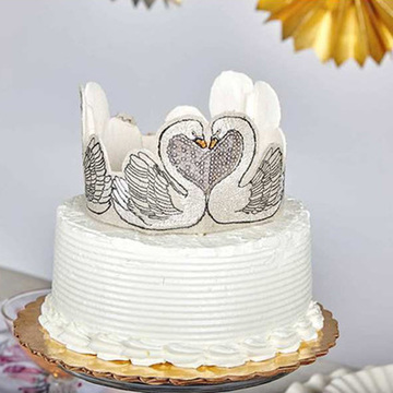 CORAL&TUSK CAKE TOPPERS ケーキトッパー(557 SWAN LAVE)