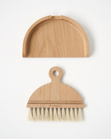 IRIS HANTVERK(イリス・ハントバーク) Set Of Table Brush テーブルブラシセット